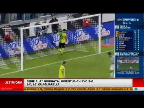 Juventus - Chievo 2-0 - All Goals & Match Highlights - September 22 2012 - [High Quality]