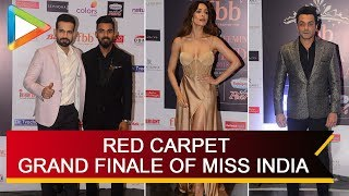 Star studded red carpet grand finale of Miss India | FULL UNCUT | part 1 - HUNGAMA