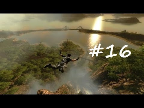 Just Cause 2 Walkthrough -    2 16-  