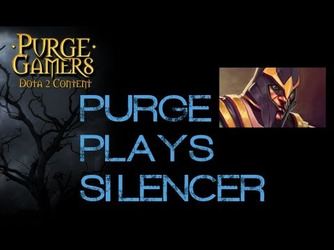 Dota 2 Purge plays Silencer -pIPGGbHpKrs