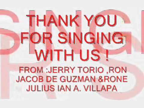 ITO'Y PARA SAYO BY:JERRYBOY TORIO AND ROPN JACOB DE GUZMAN AND ROMNE JULIUS IAN VILLAPA