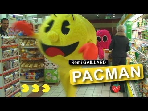 El Pac-Man de Rmi Gaillard