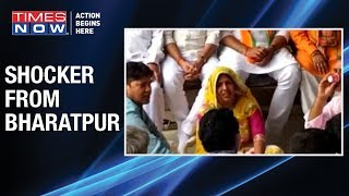 SHOCKING! Dalit BJP candidate made to sit on the FLOOR - TIMESNOWONLINE