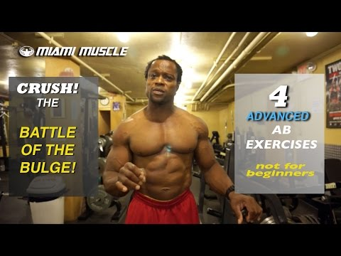 Crush The Battle Of The Bulge! Advanced Abs
