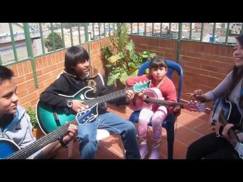 Mensajes de cumpleaños para Susanne desde Colombia Casitas Bíblicas 1