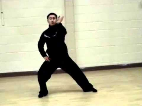 Chen Tai Chi Silk Reeling - Part 3