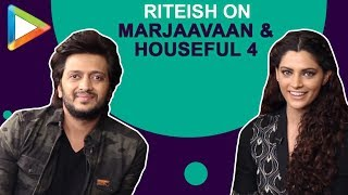 "Riteish Deshmukh: ""You can not FORCE a choice upon People""
