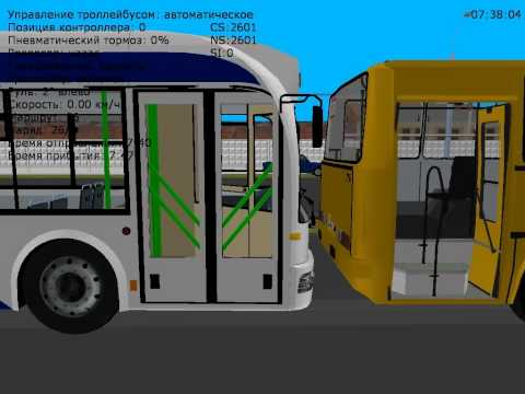 TranCity fajny rosyjski symulator autobusw tramwajw i trolejbusw 