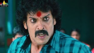 Kalpana Movie Upendra Action Scene | Lakshmi Rai, Sai Kumar | Sri Balaji Video - SRIBALAJIMOVIES