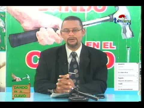DANDO EN EL CLAVO TV 30 DE DICIEMBRE DEL 2011- 1 DE 4