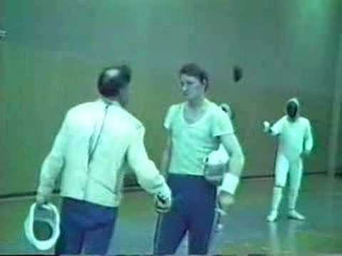 Smirnov Fencing 1982 Part 1