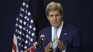 جون كيري: أمريكا ستضطر للتفاوض مع الأسد