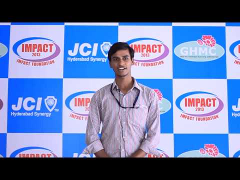 JCI Hyderabad Synergy - IMPACT 2013 - 71