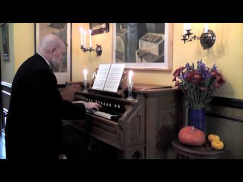 RAYMOND:  Witches' Revel, on Mason & Hamlin Liszt organ