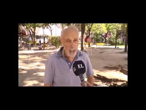 LA MARCHA DE LA RESISTENCIA TUVO SU RÉPLICA EN LA PLAZA DEL SOLDADO