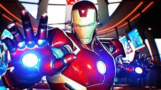 Marvel VS Capcom Infinite STORY Trailer (Video Game - 2017) - FILMSACTUTRAILERS