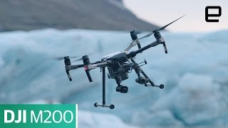 DJI M200 | First Look | MWC 2017 - ENGADGET