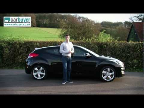 Hyundai Veloster review - CarBuyer