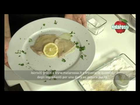 SCALOPPINE DI VITELLA AL LIMONE