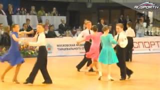 Танцевальный форум 2011 года, дети, финал