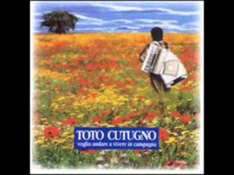 Toto Cutugno - Voglio andare a vivere in campagna -pLFc6X1xyBA