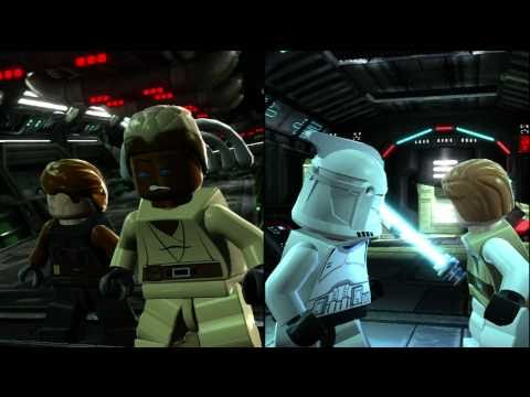 Lego Star Wars III The Clone Wars Saleucami Grievous Intrigue Part 1 2