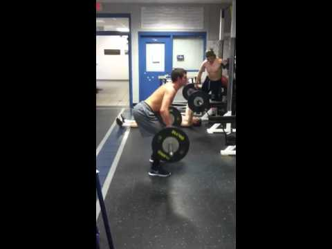Barbell Bent Over (BO) Row