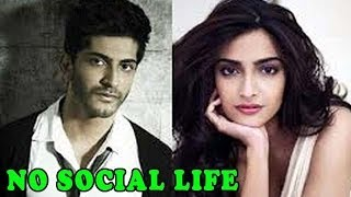 Sonam Kapoor's Brother - Harshvardhan QUITS Social Life
