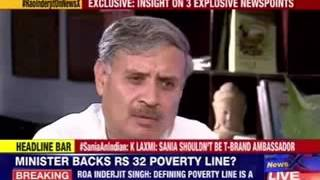 NewsX Exclusive: MoS for planning Inderjit Singh Exclusively speaks to NewsX - NEWSXLIVE