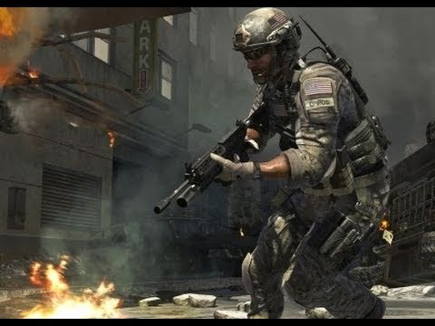 Call of Duty: Modern Warfare 3 - E3 2011: Gameplay Demo