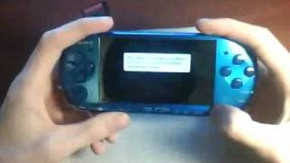 Прошивка PSP HEN 6.20