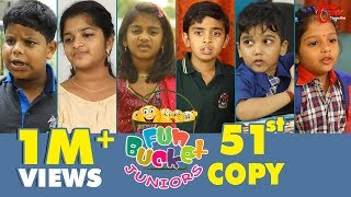 Fun Bucket JUNIORS | Episode 51 | Kids Funny Videos | Comedy Web Series | By Sai Teja - TeluguOne - TELUGUONE