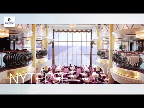 Konferanse + Color Line Cruises = sant