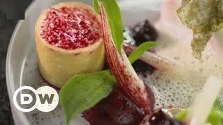 "Gault-Millau: Chef Dirk Hoberg is ""Rising Star"" for 2018 | DW English - DEUTSCHEWELLEENGLISH"