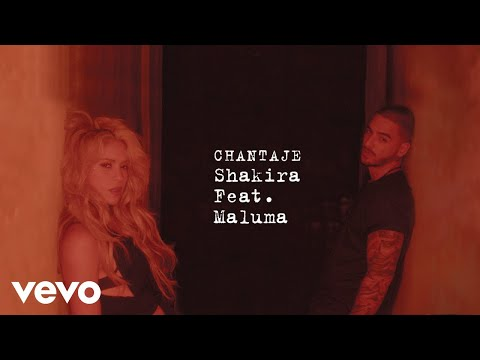Shakira - Chantaje (Audio) ft. Maluma