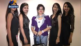 Manappuram Miss South India Fashion Show Held In Mariot Hotel, Hyderabad - ETV2INDIA
