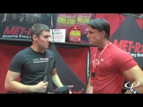 Greg Plitt - BodyPower UK 2012 Interview - GregPlitt.com