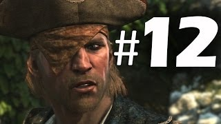 Assassin's Creed 4 Black Flag Gameplay Walkthrough Part 12 - Nothing is True 100% Sync
