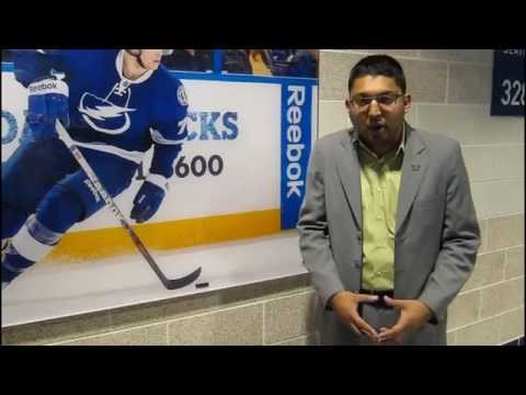 Tampa Bay Lightning Bolts Social Captain - Aakash Patel