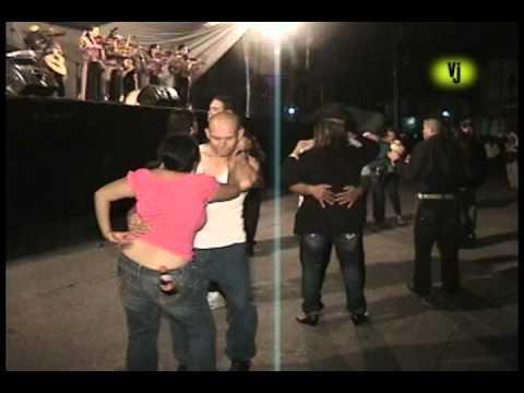 Bailando al Son del Mariachi en Villalongin - Pt. 1