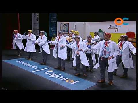 La agrupación De higos a brevas llega al COAC 2015 en la modalidad de Chirigotas. En años anteriores (2012) concursaron en el Teatro Falla como Mis padres son unos guarros, consiguiendo una clasificación en el concurso de Preliminares.