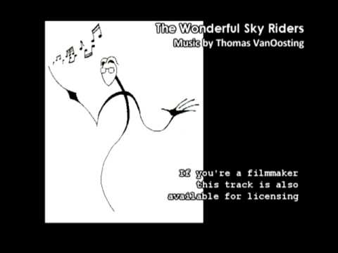 Inspirational Uplifting Adventurous Instrumental Music ( The Wonderful Sky Riders )