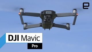 DJI Mavic Pro: Hands On - ENGADGET