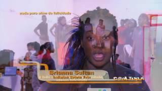T02E27: Apresentadora da TV Angolana visita o Brasil