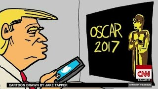 Hollywood's biggest night...to attack Trump - CNN