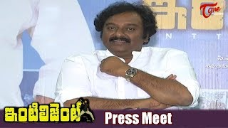 Intelligent Movie Release Date Press Meet by V V Vinayak || Sai Dharam Tej, Lavanya Tripathi - TELUGUONE
