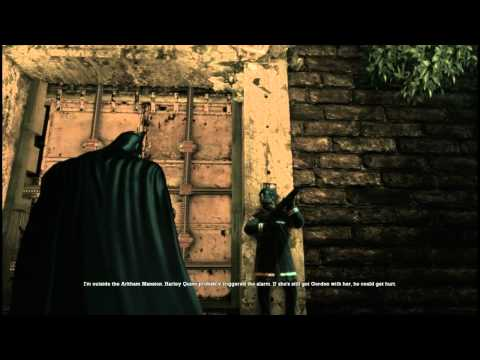 Batman Arkham Asylum PC Walkthrough Part 3 of 21