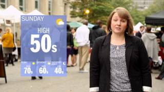 Weekend forecast, Oct. 17-19: Sunshine returns - WASHINGTONPOST