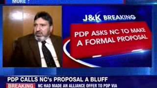 PDP asks NC to make a formal proposal - NEWSXLIVE