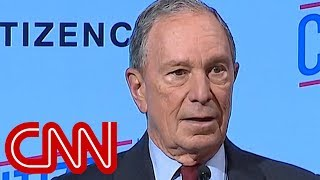 Michael Bloomberg calls for end of divisiveness | CITIZEN by CNN - CNN